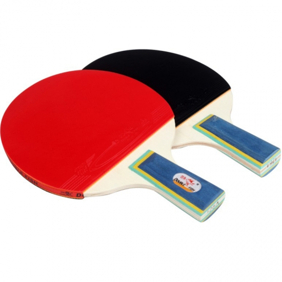 Economy Table Tennis Racket Set for Entertainment