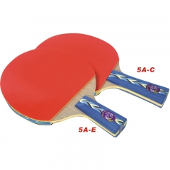 Double Fish Offensive Ping Pong Racket