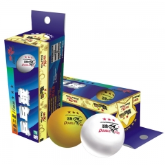 Best Quality 40mm Super 3 Stars Ping Pong Ball